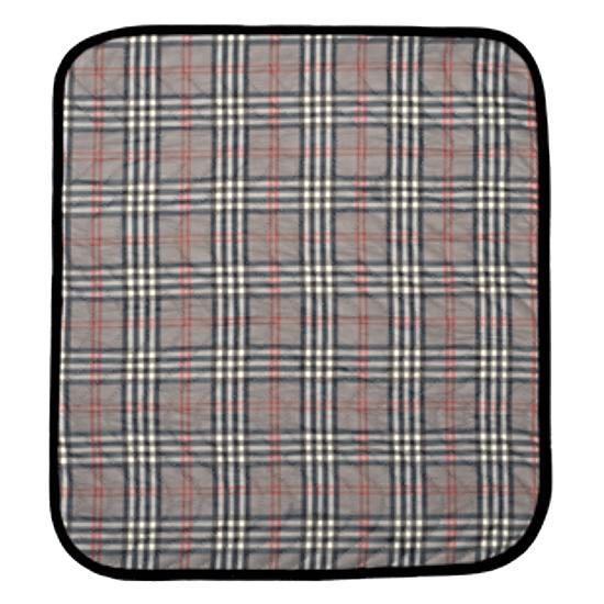 SUPRIMA Sitzauflage ohne Band 40 x 50 karo grau Sitzauflage 1 Stück
