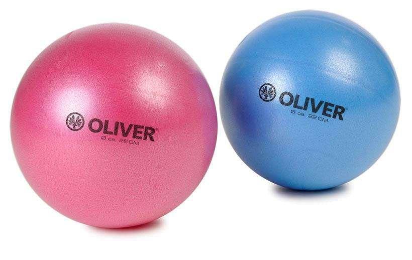 OLIVER Softball O Pilatesball rot, 26 cm 1 Stück