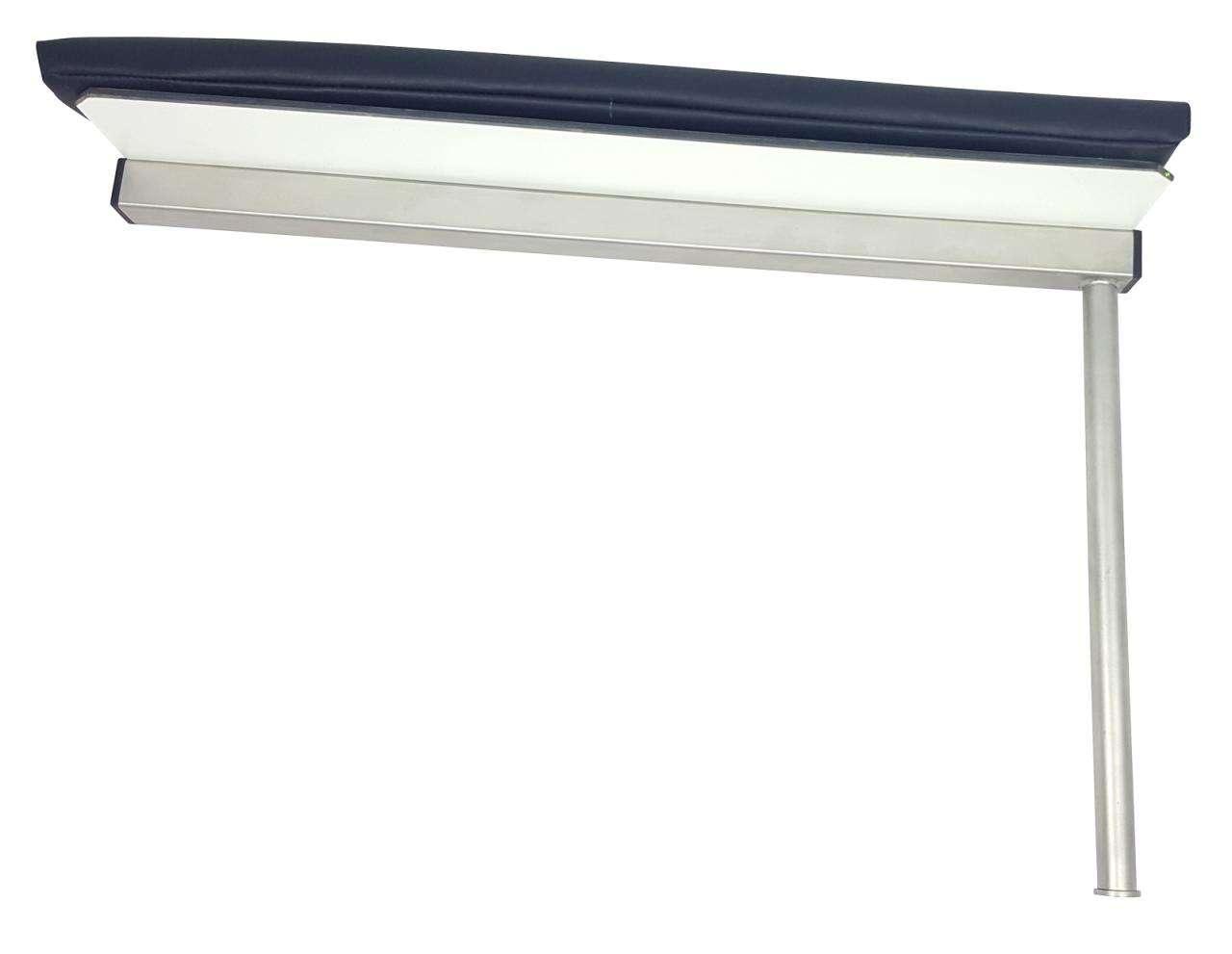 Armauflage auf Kunststoffplatte für OP Tisch oder Liege 1 Stück