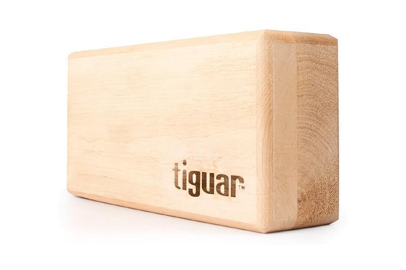 TIGUAR Yogablock Wood 1 Stück