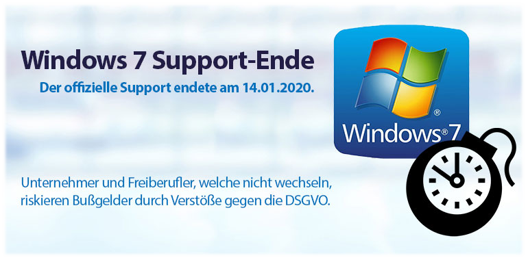 Sliderbanner - Achtung: Support-Ende für Windows 7 und Server 2008 (R2)