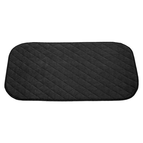 SUPRIMA Sitzauflage ohne Band 40 x 80 schwarz XL Sitzauflage 1 Stück