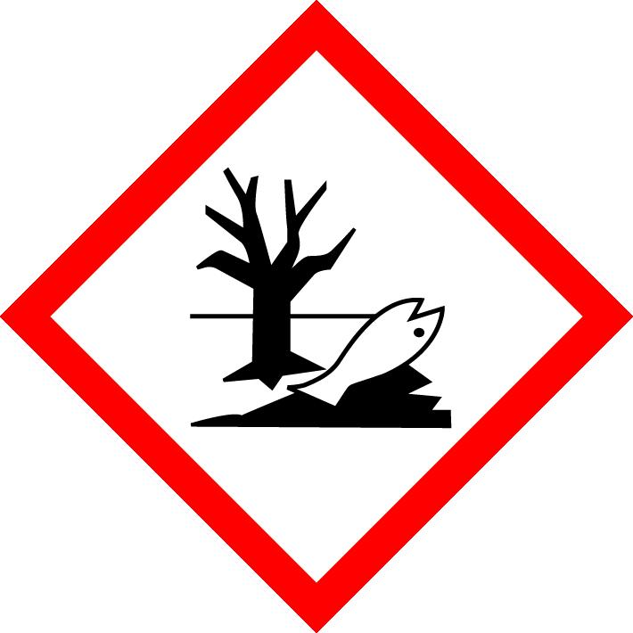 Gefahrenpiktogramm: GHS09 - Umweltgefährlich