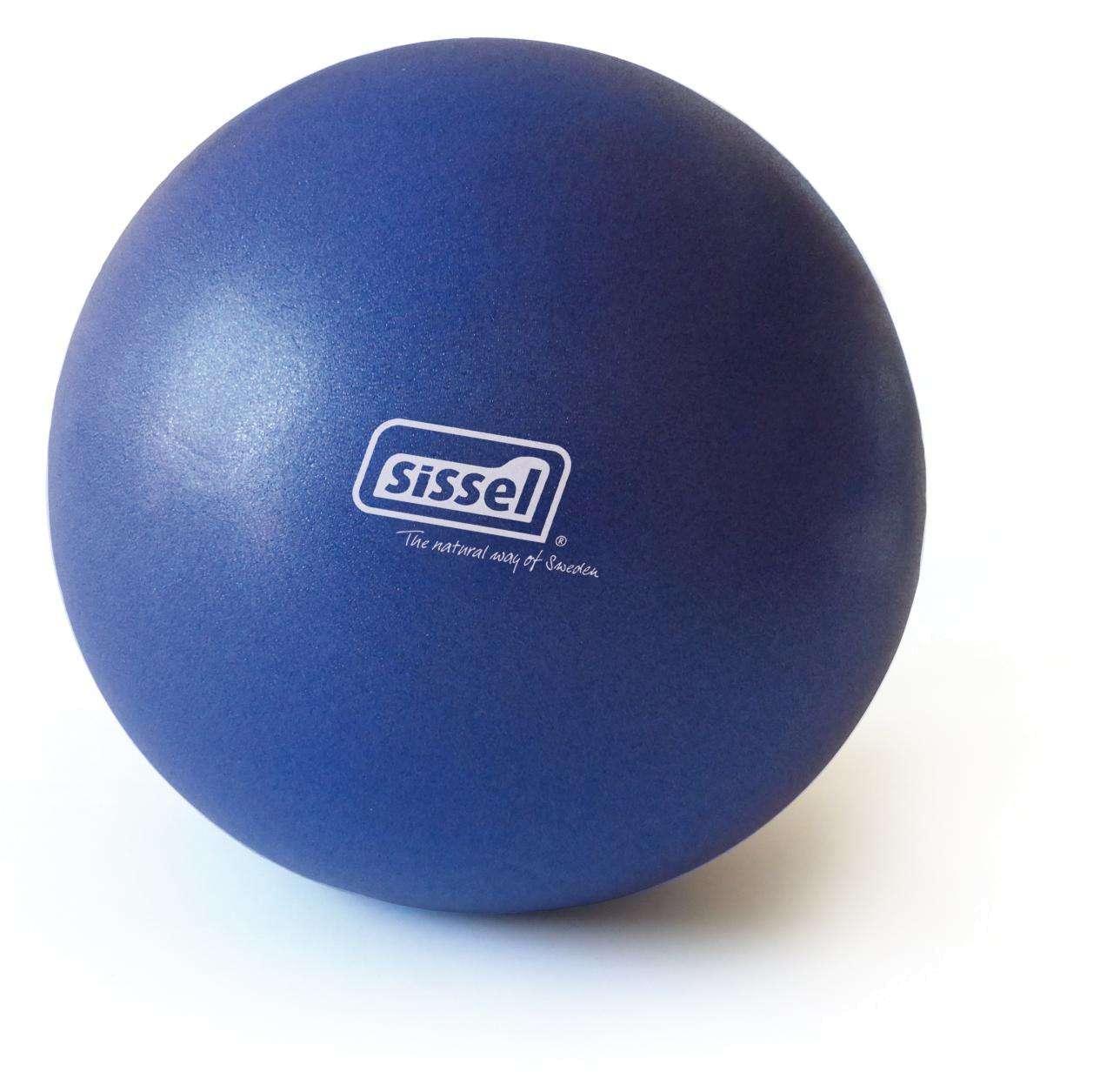 SISSEL® SISSEL® Pilates Soft Ball 22cm und 26 cm in 2 Farben 26cm blau 1 Stück