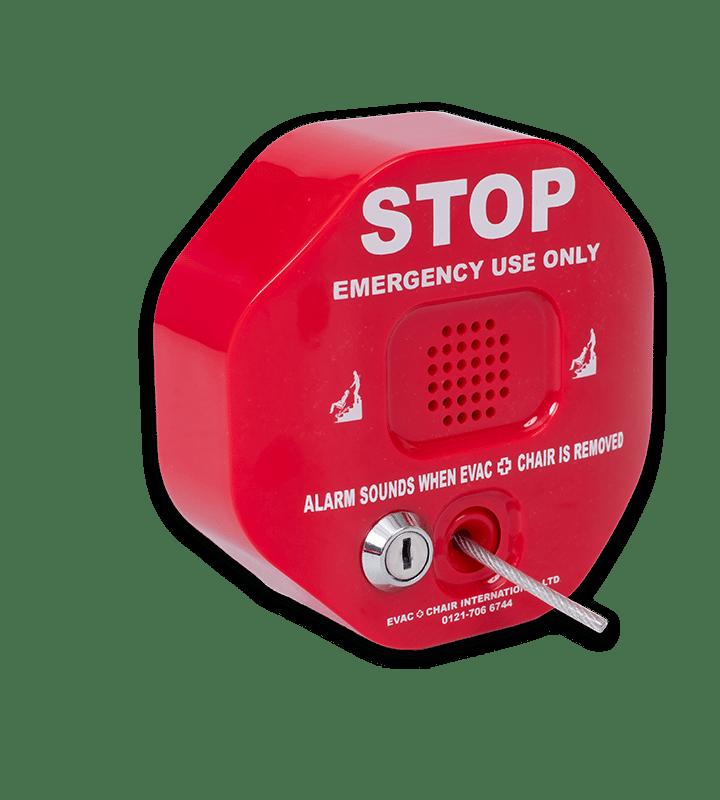 EVAC Evac+Chair Alarm Diebstahlsicherung 1 Stück