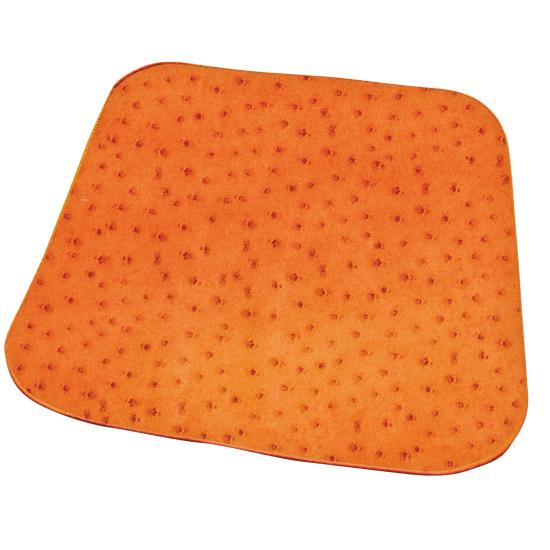 SUPRIMA Sitzauflage ohne Band 45 x 45 terracotta Sitzauflage 1 Stück